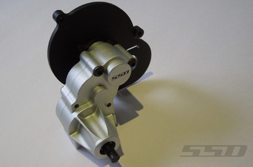 "Kit de transmission "" HIGH RATIO "" Axial WRAITH Hrt-8"